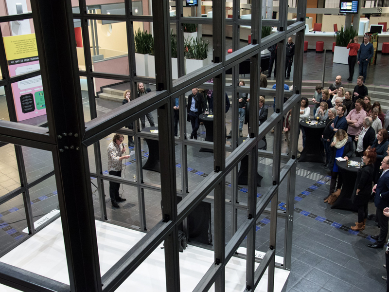 JOUS architecten_verbouw praktijklokaal ROC Friese Poort 3