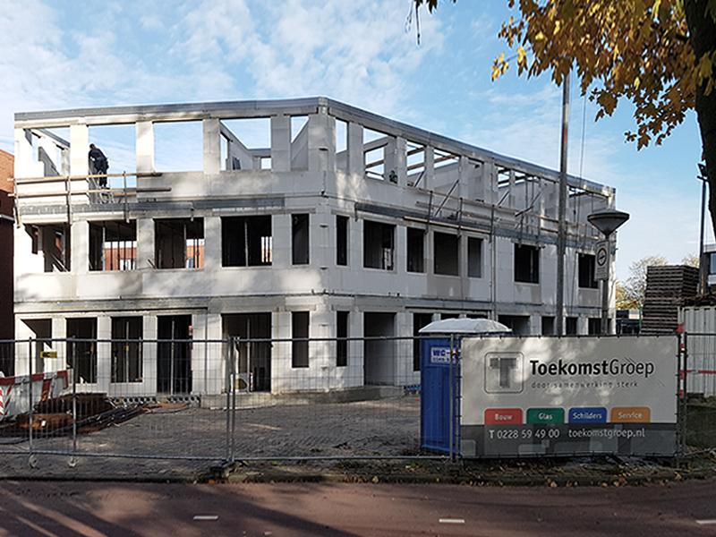 JOUS architecten_woningen Duinlust Amsterdam