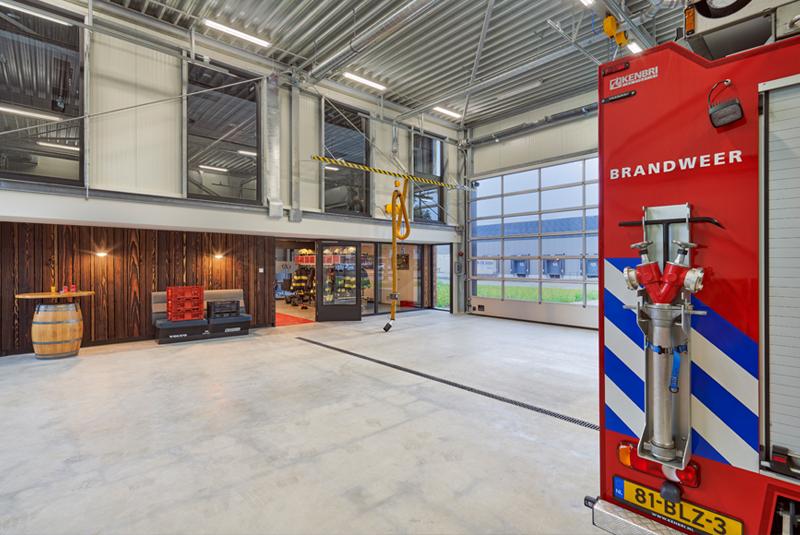 JOUS_brandweerkazerne Surhuisterveen 11