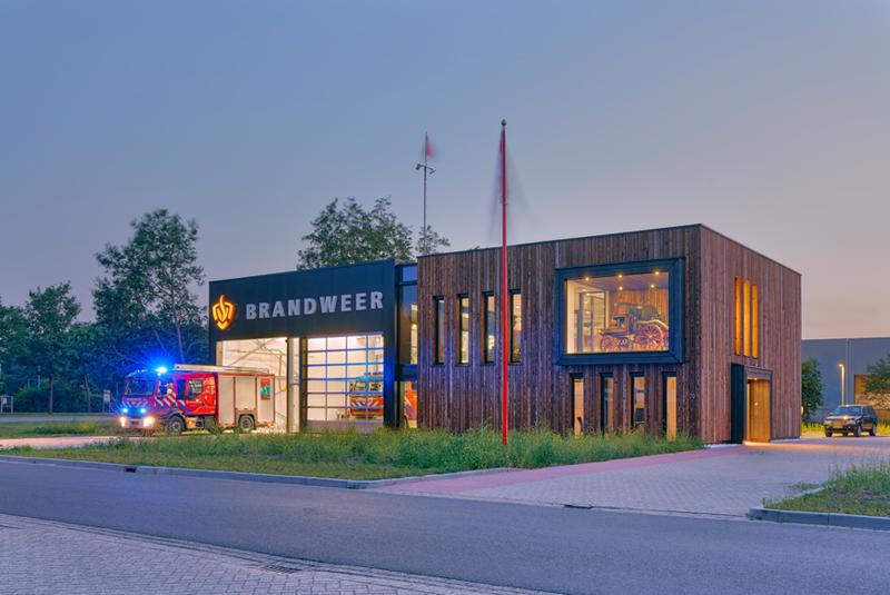 JOUS_brandweerkazerne Surhuisterveen 12