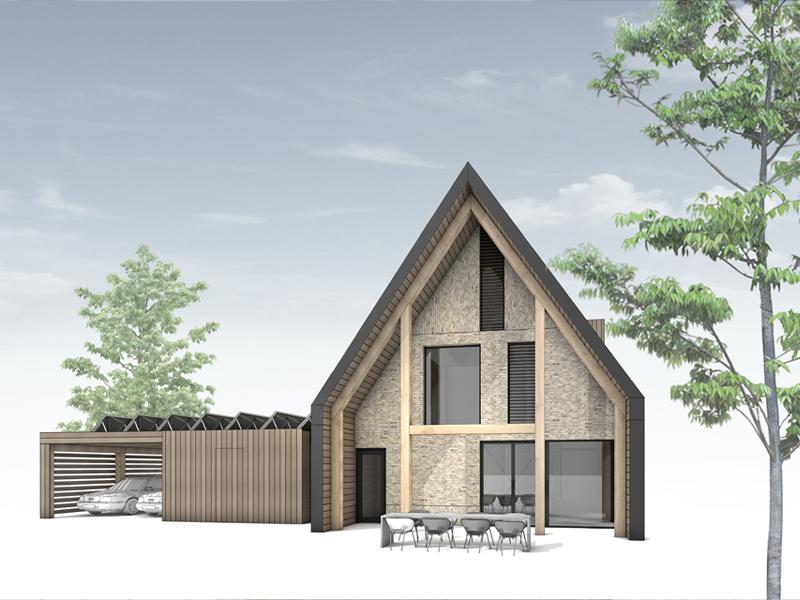 JOUS_nieuwbouw woonhuis Franeker 1