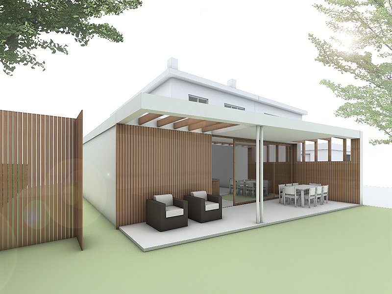 JOUS architecten Joure_verbouw tuinkamer woning Joure 3