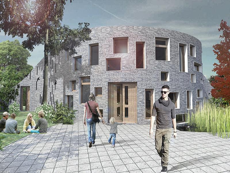 JOUS architecten_aardehuis circulair hergebruik stoeptegels 1