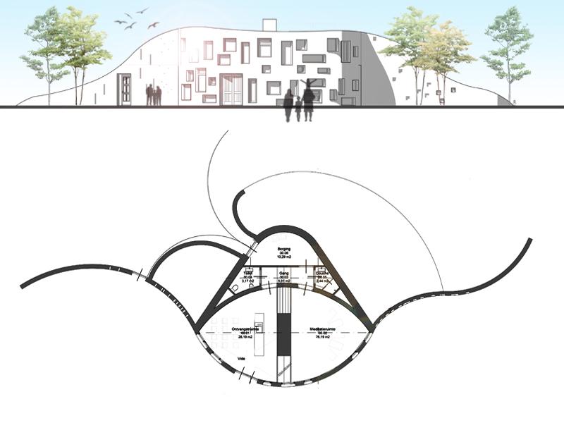 JOUS architecten_aardehuis circulair hergebruik stoeptegels 2