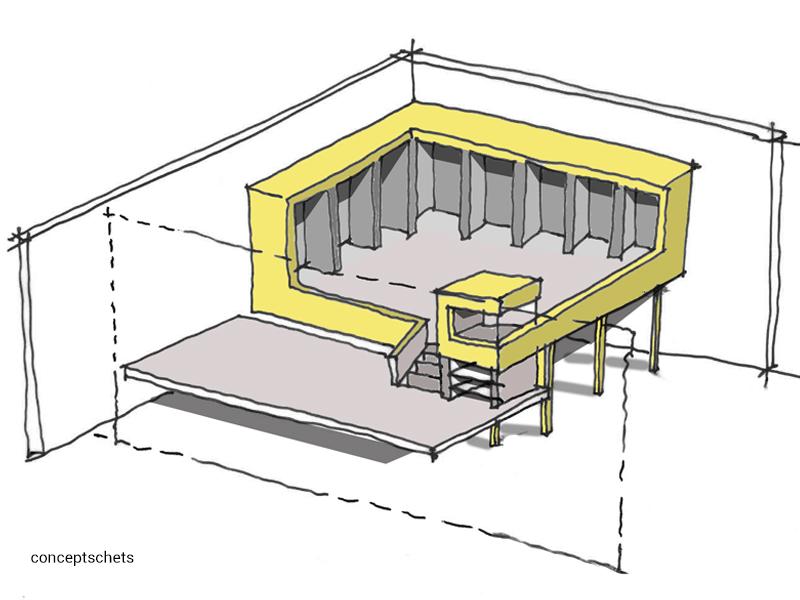 JOUS architecten_timmerwerkplaats ROC Friese Poort 1a