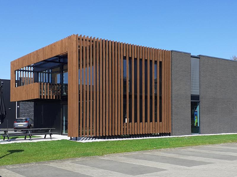 JOUS architecten Joure_uitbreiding kantoor joure