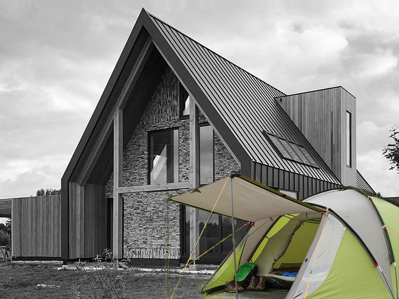 JOUS architecten Joure_nieuwbouw woonhuis Franeker_vakantie