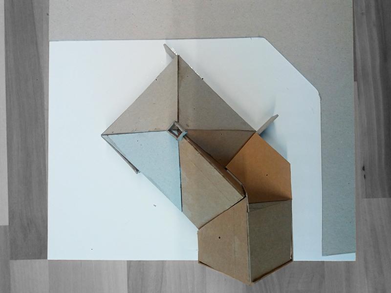 JOUS architecten Joure_verbouw piramidewoning Joure 2