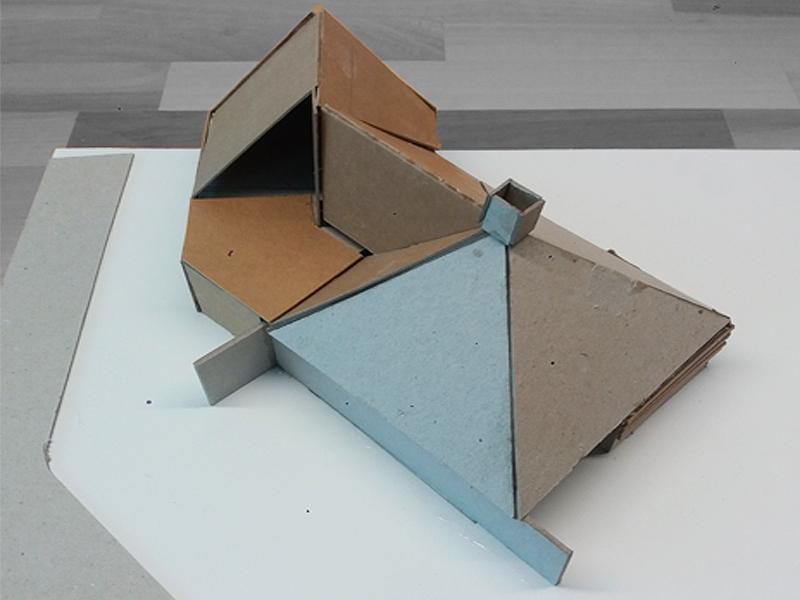 JOUS architecten Joure_verbouw piramidewoning Joure 3