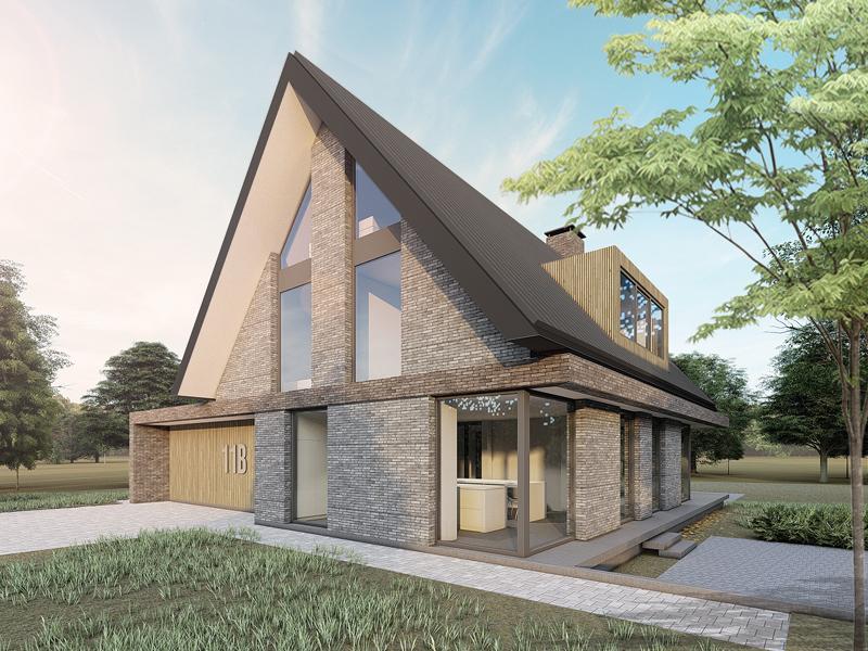JOUS architecten Joure_nieuwbouw woonhuis Van Aalsum 3