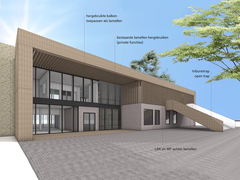 JOUS architecten Joure_revitalisatie Kalmoes C Leeuwarden